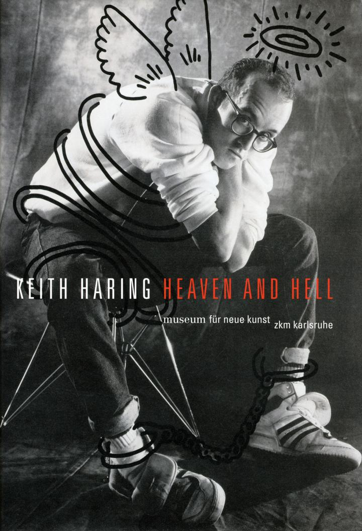 Cover der Publikation »Keith Haring: Heaven and Hell«