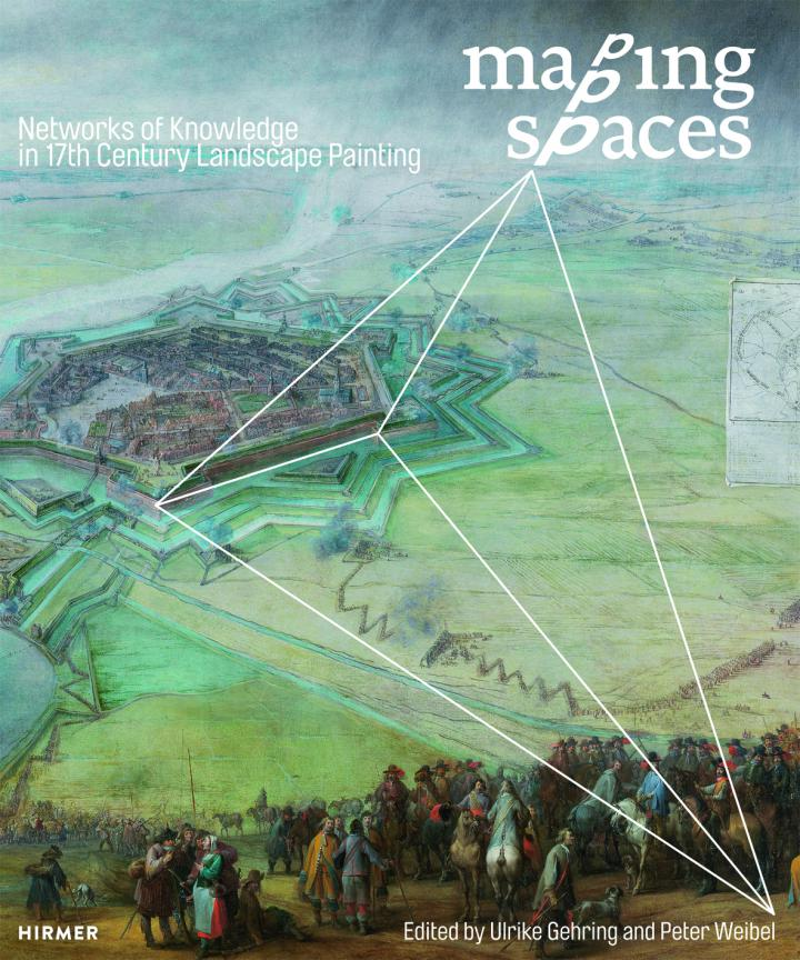 Cover of the publication »Mapping Spaces«
