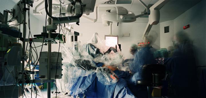 Ferngesteuerte Chirurgie