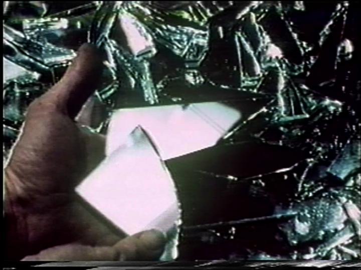 Glassed Hand