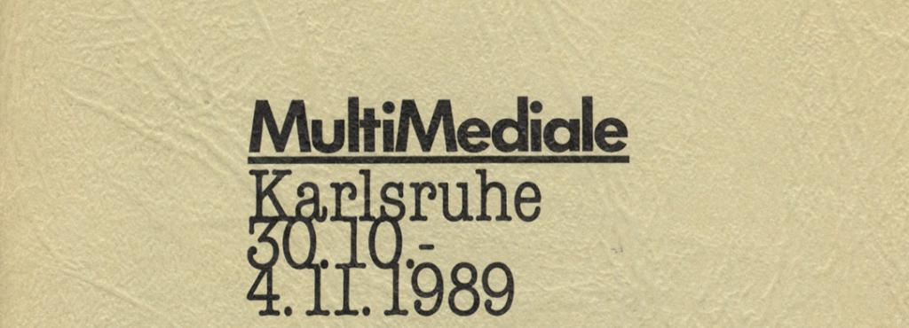 Cover der Publikation »MultiMediale«