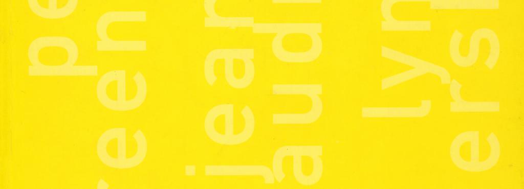 Cover of the publication »Siemens Medienkunstpreis 1995«