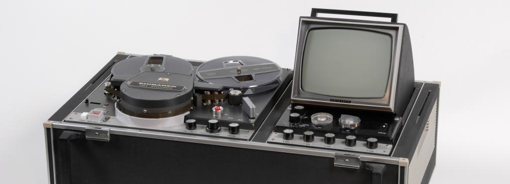 Objekt aus der Ausstellung Record Again