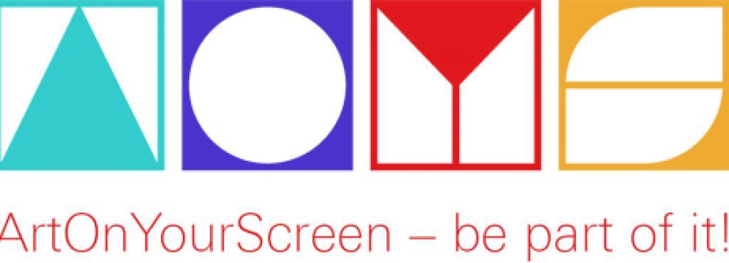 Logo ArtOnYourScreen