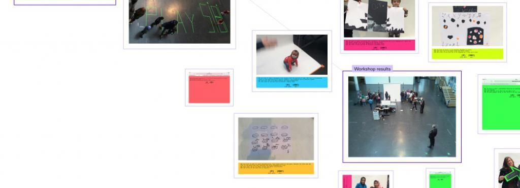 Screenshot einer Website