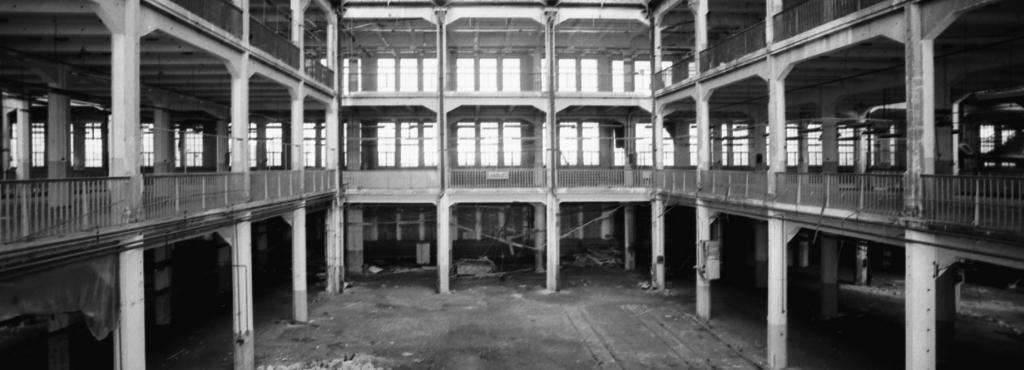 100 Years Of The Hallenbau Zkm