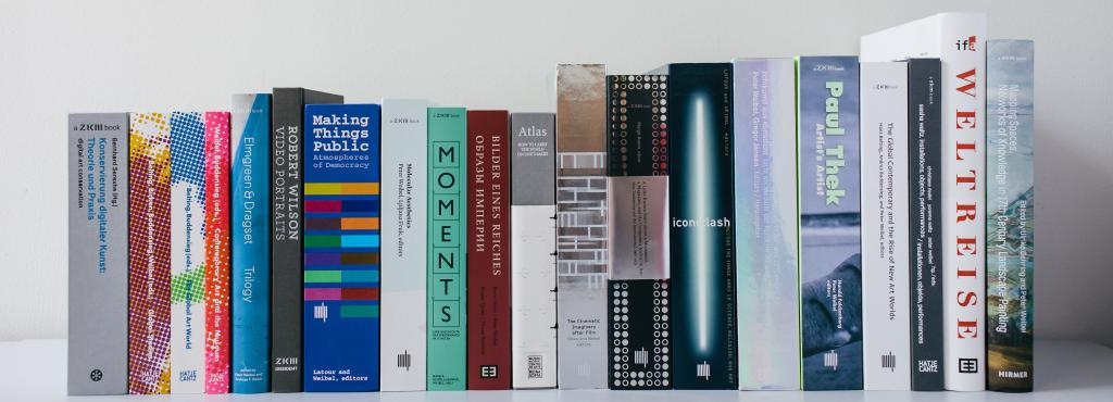 Various publications of the ZKM