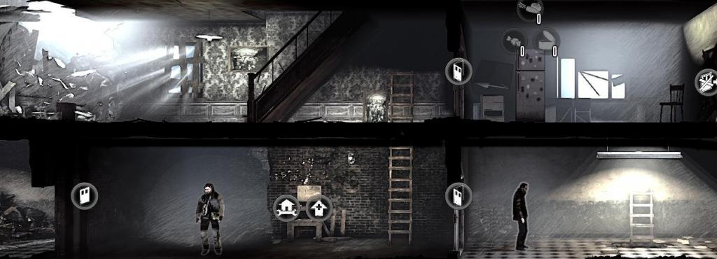 Screenshot of »This War Of Mine«
