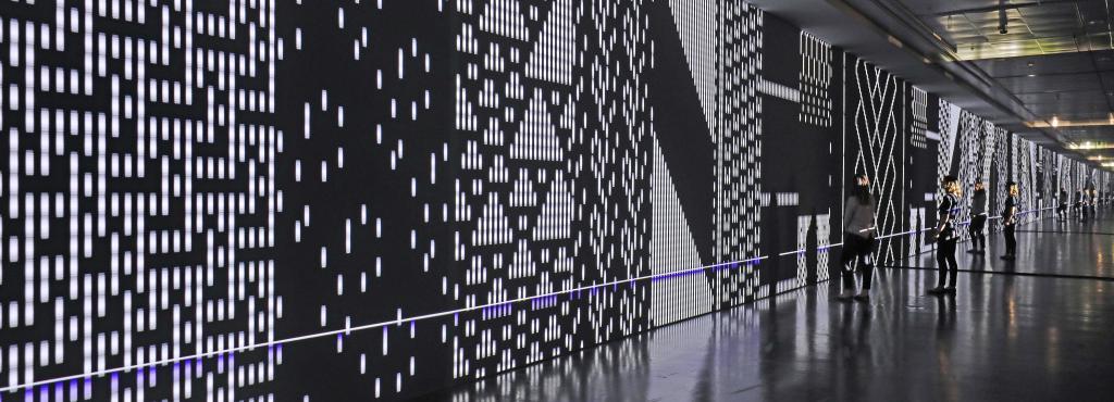 View of the exhibition »Datumsoria«