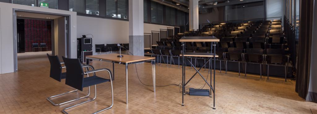 Der ZKM_Vortragssaal