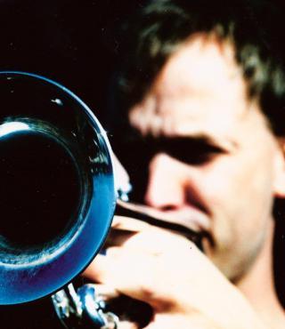 Marco Blaauw spielt Trompete