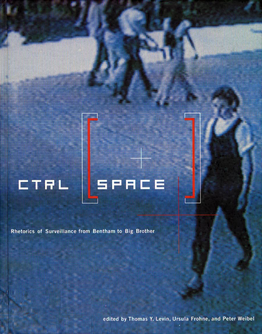 Cover of the publication »Ctrl [Space]«