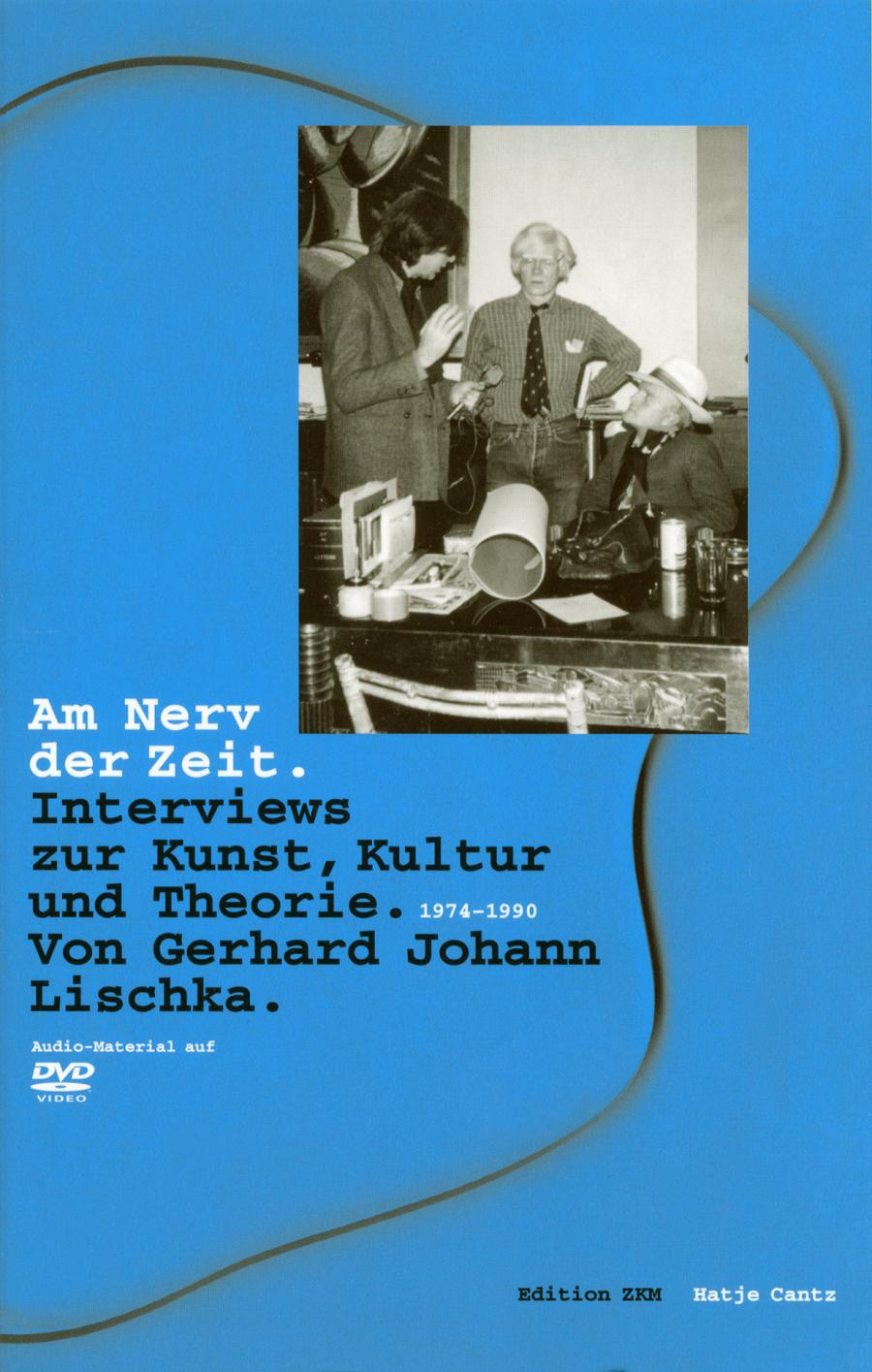 Cover of the publication »Am Nerv der Zeit«