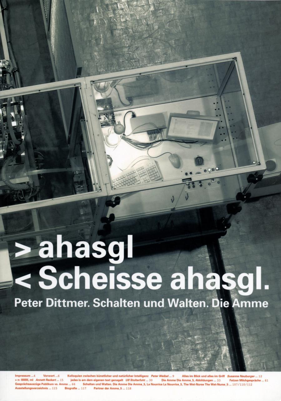 Cover of the publication »Peter Dittmer: Schalten und Walten«