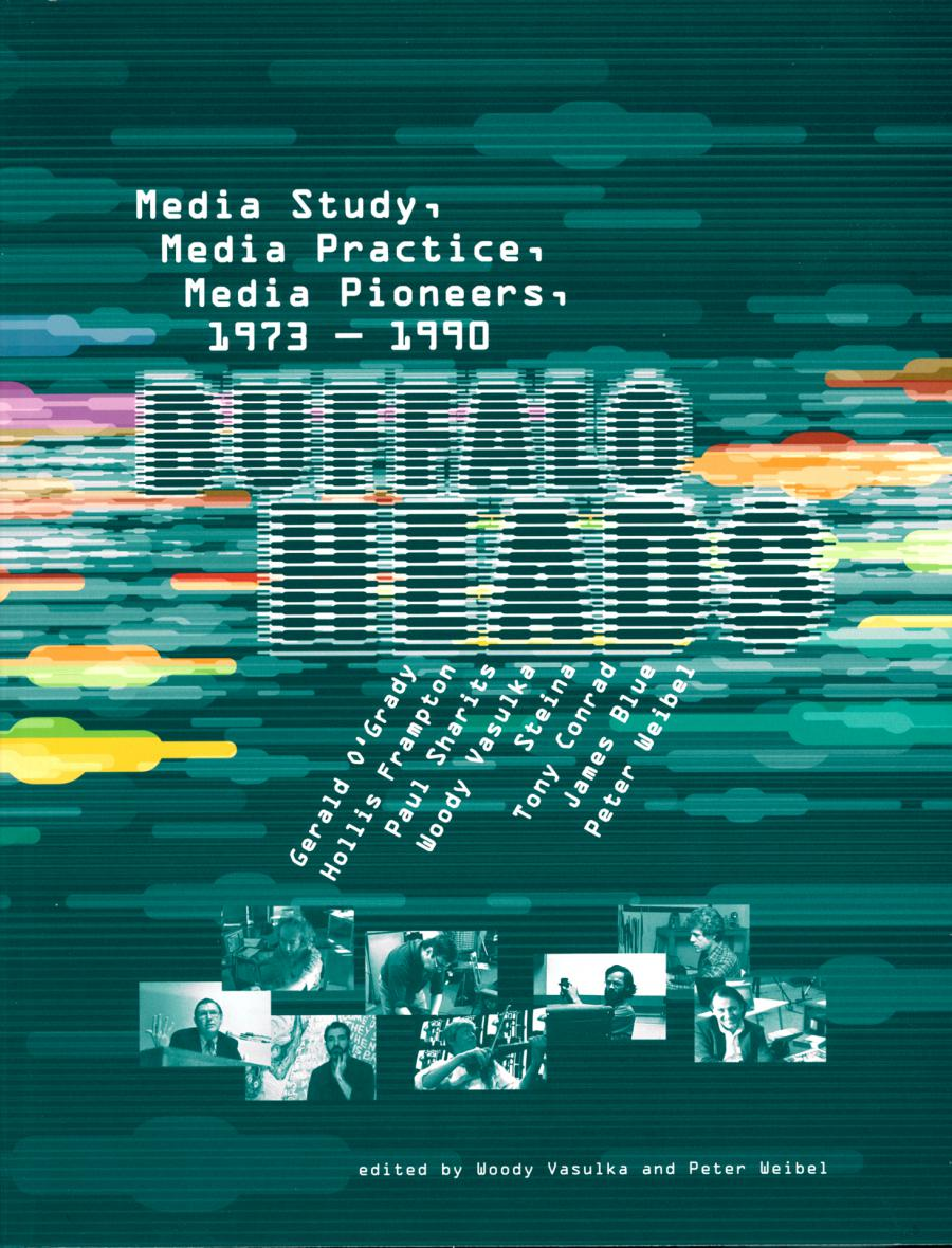 Cover der Publikation » Buffalo Heads. Media Study. Media Practice. Media Pioneers.«