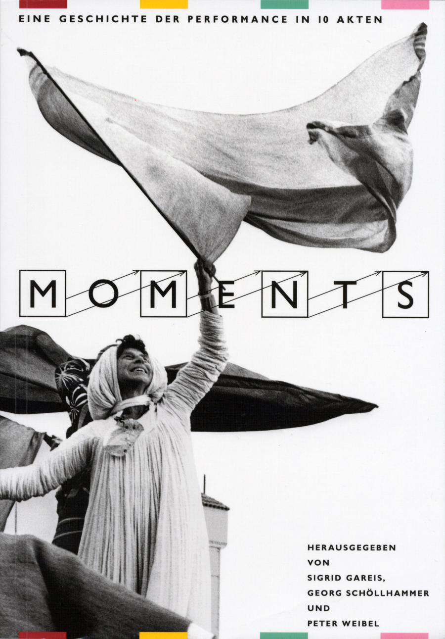 Cover of the publication »Moments«