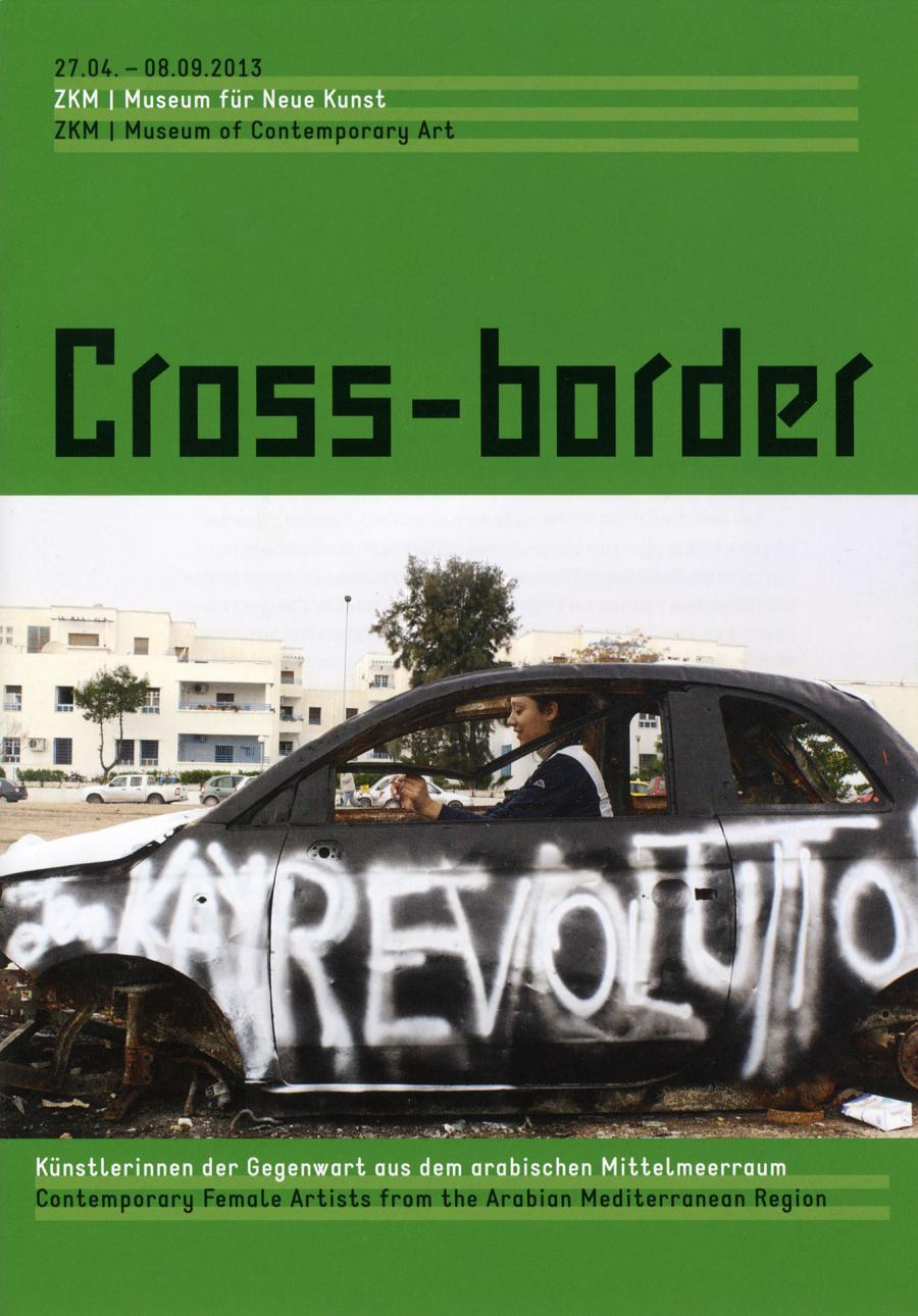 Cover of the publication »Cross-Border«