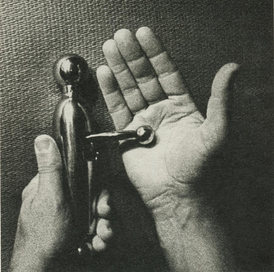 Gianfranco Baruchello, Multipurpose Object, 1966