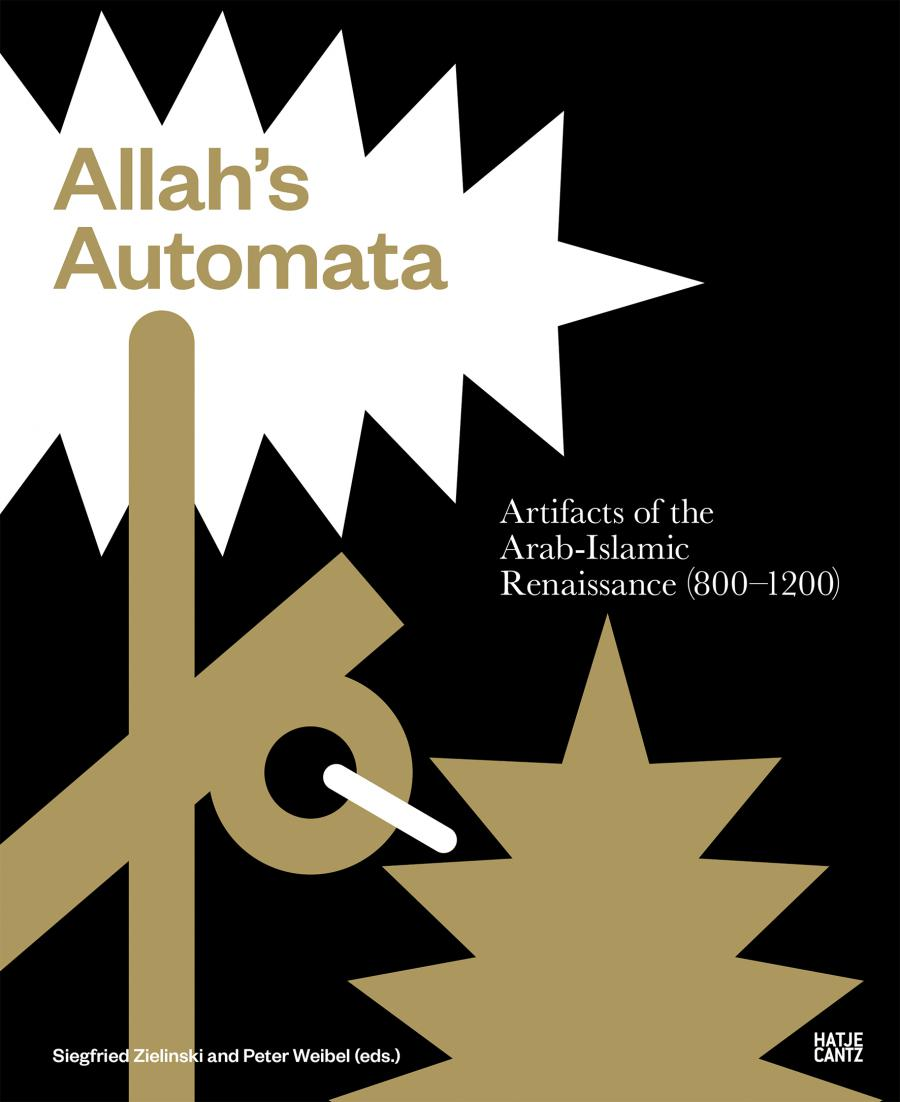 Cover of the book »Allah's Automata«