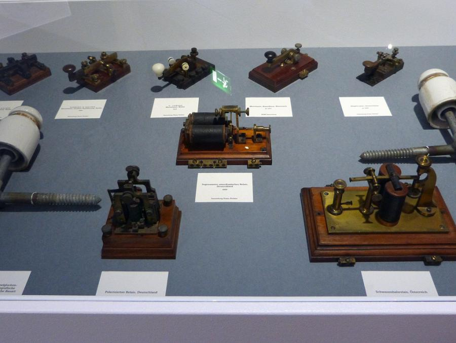 Old telegraphs