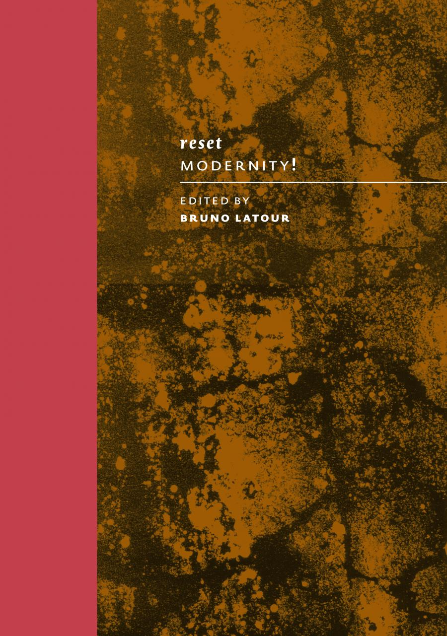 Cover of the publication  »Reset Modernity!«