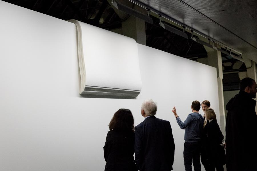 Exhibition view »Resonances«