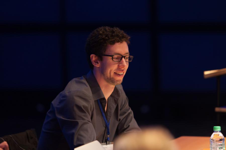 Armin Eichhorn @ Symposium »Onlinejournalismus und die 4. Macht«, 18.9.2015