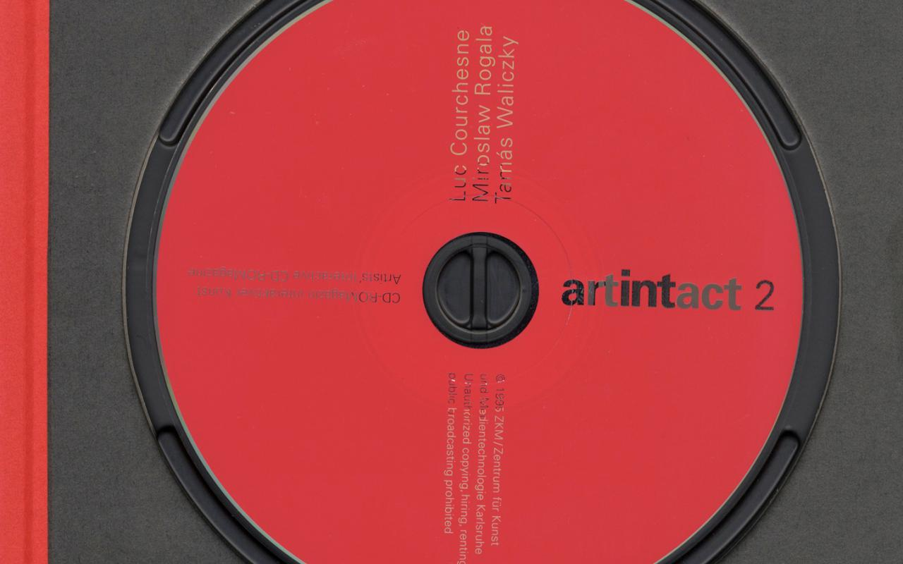 Cover der Publikation »Artintact 2«