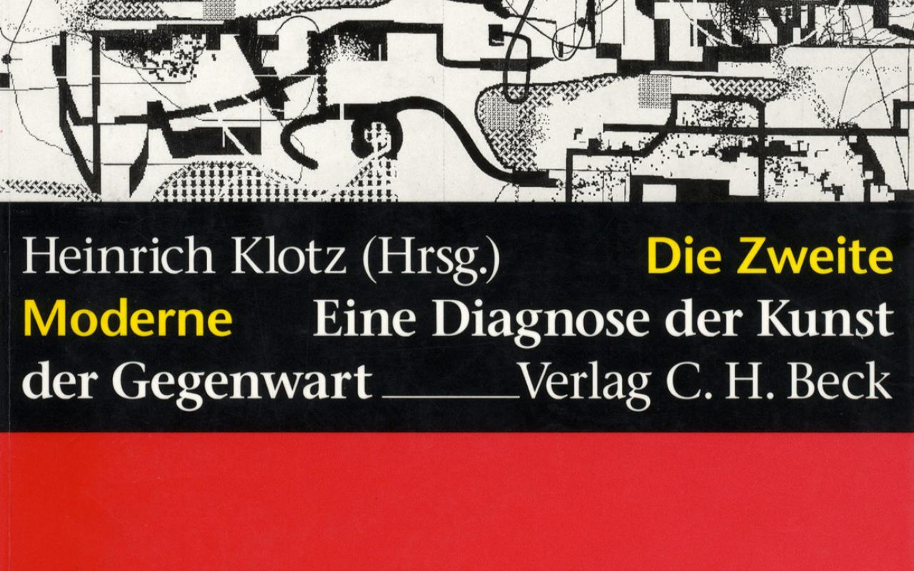 Cover of the publication »Die zweite Moderne«