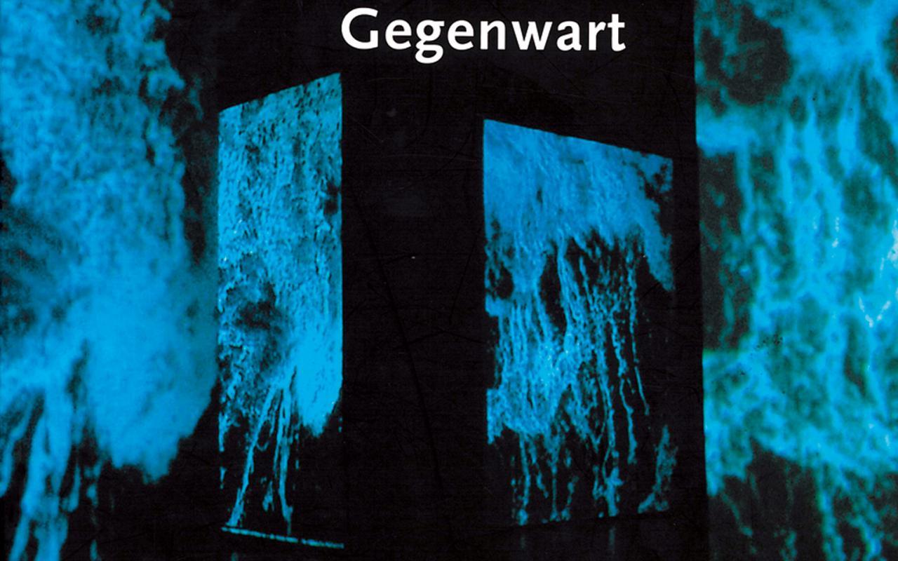 Cover of the publication »Kunst der Gegenwart. Museum für Neue Kunst«