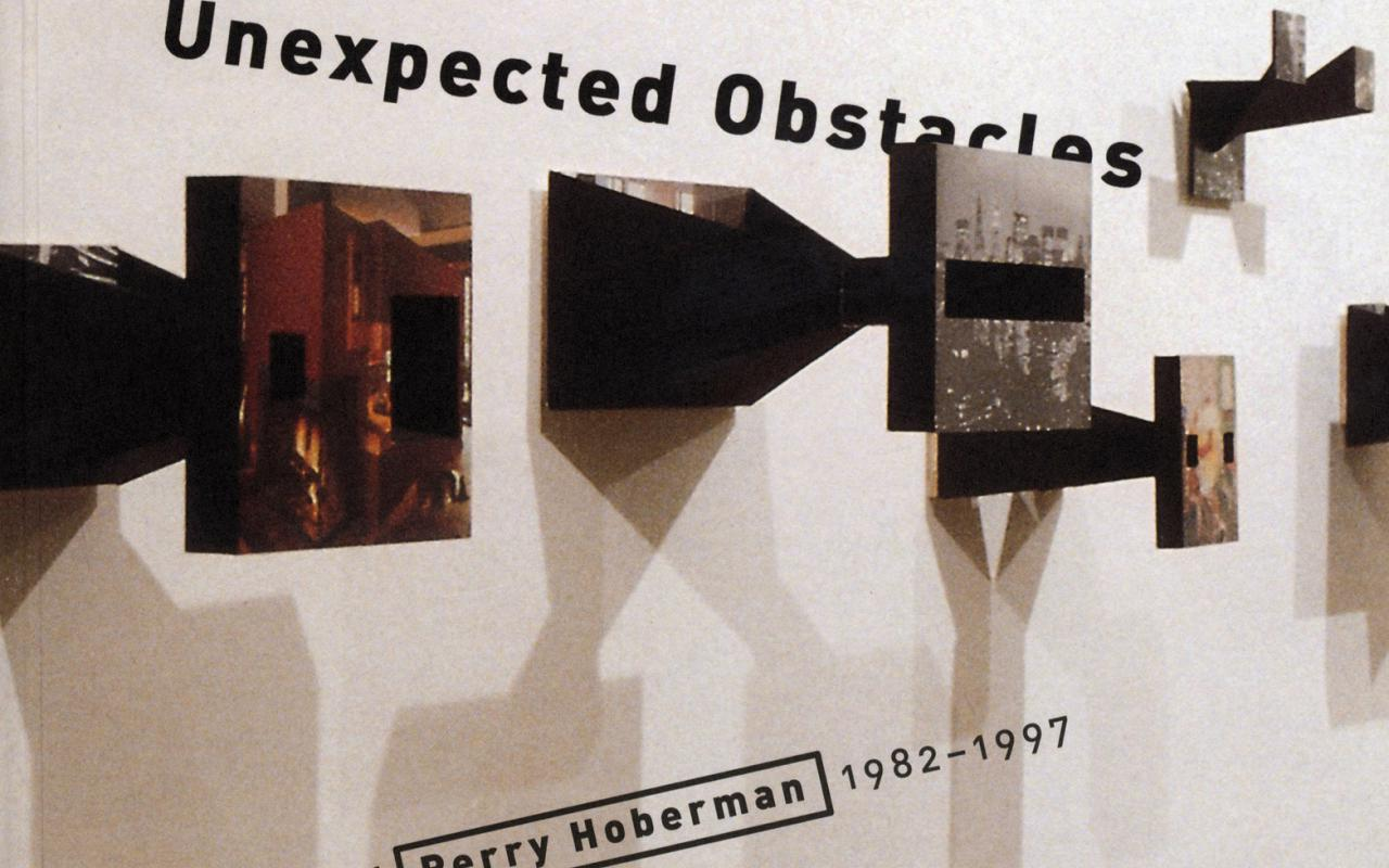 Cover der Publikation »Unexpected Obstacles. Odottamattomia Ongelmia«