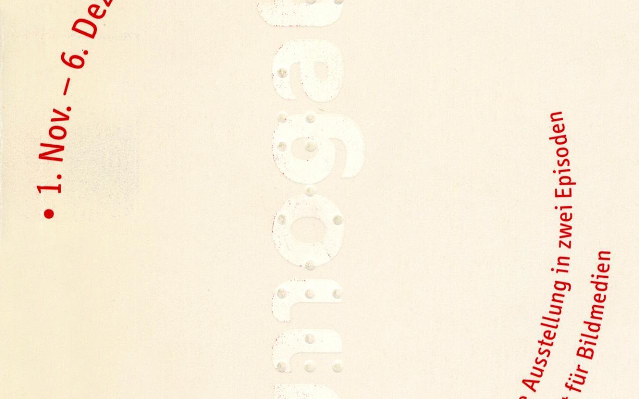 Cover der Publikation »Surrogate 1«