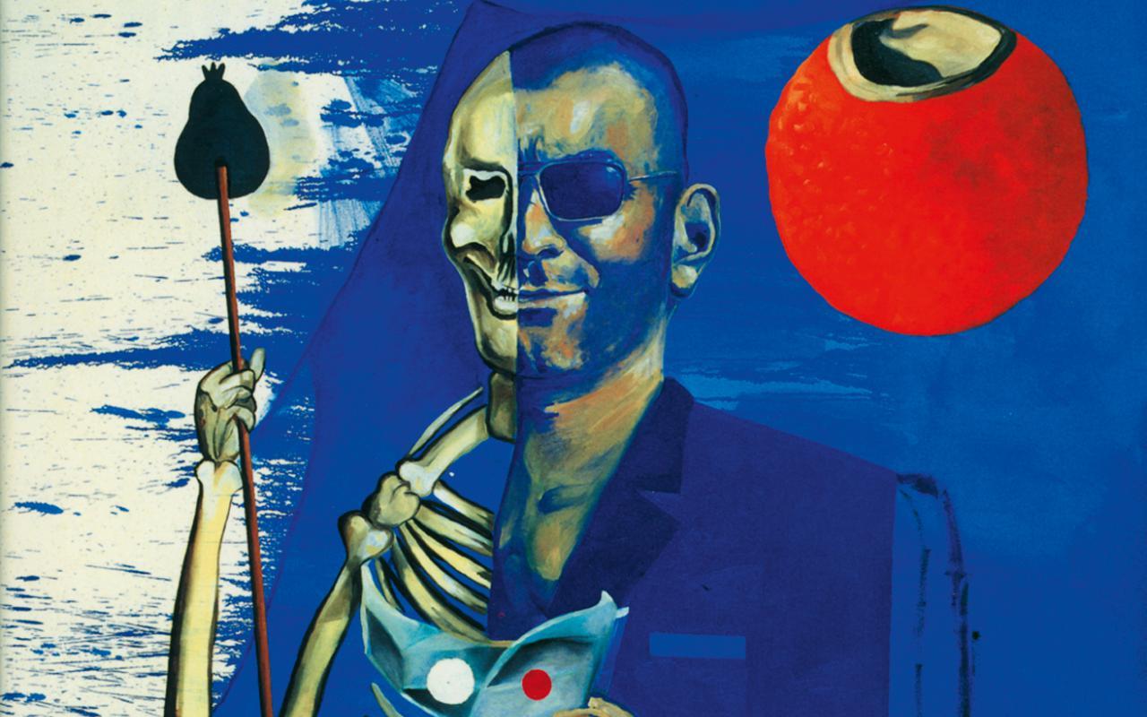 Cover of the publication »Martin Kippenberger: Das 2. Sein«