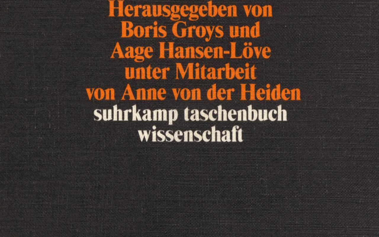 Cover of the publication »Am Nullpunkt«