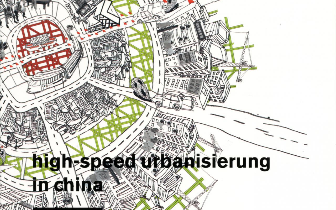 Cover der Publikation »Totalstadt. Beijing Case. High Speed Urbanisierung in China«