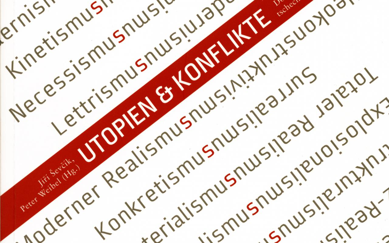 Cover of the publication »Utopien & Konflikte«