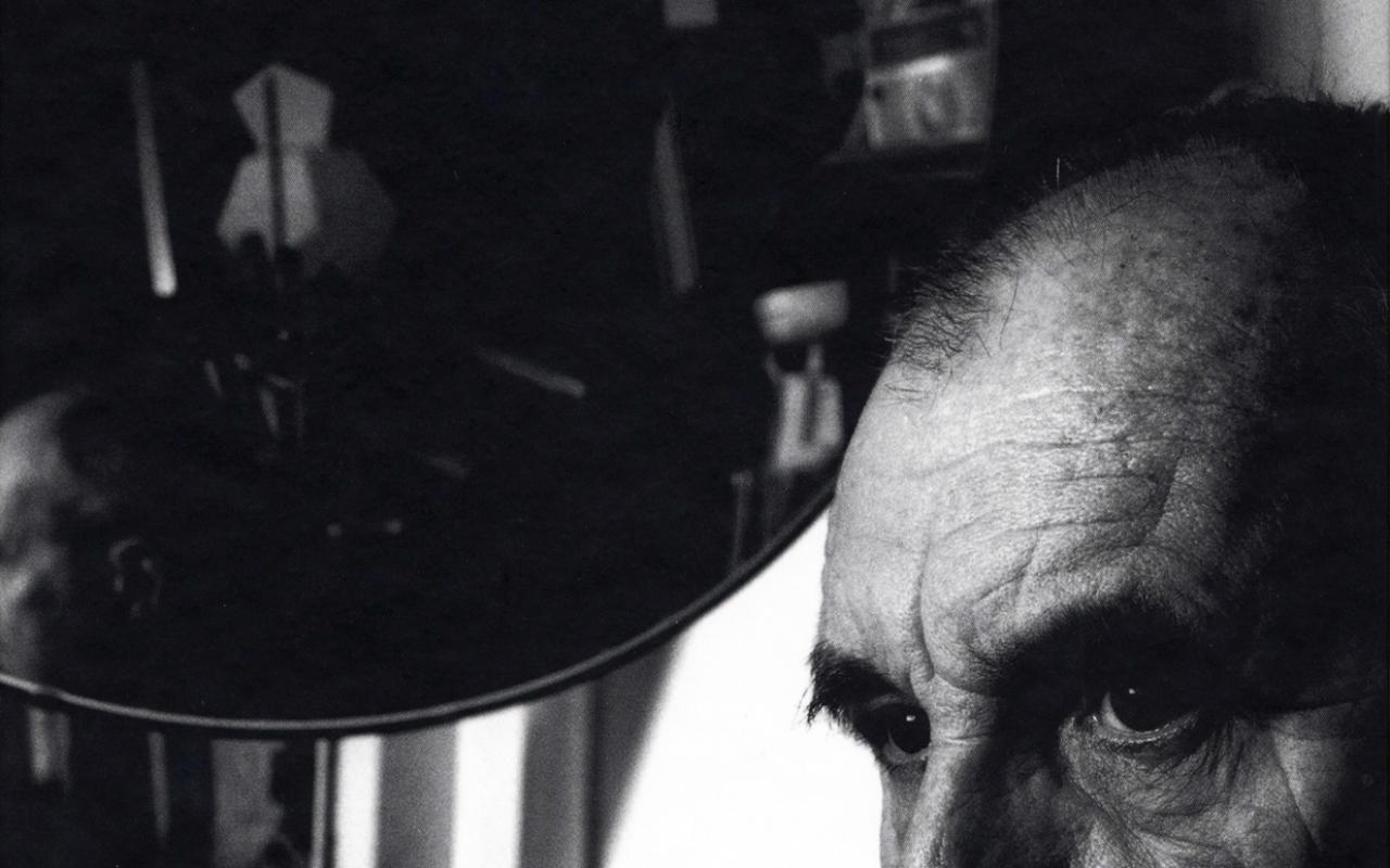 Cover of the publication »Gerard Caris: Pentagonismus / Pentagonism«