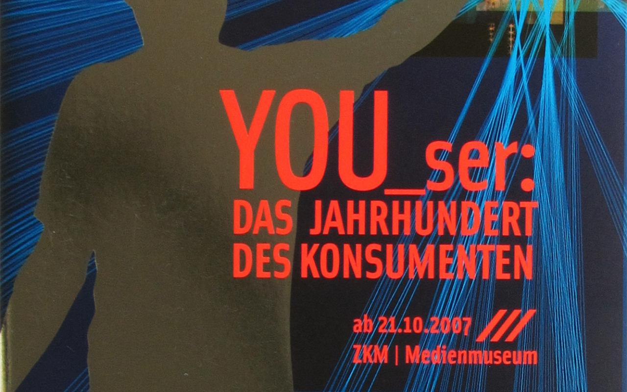 Cover of the publication »You_ser«