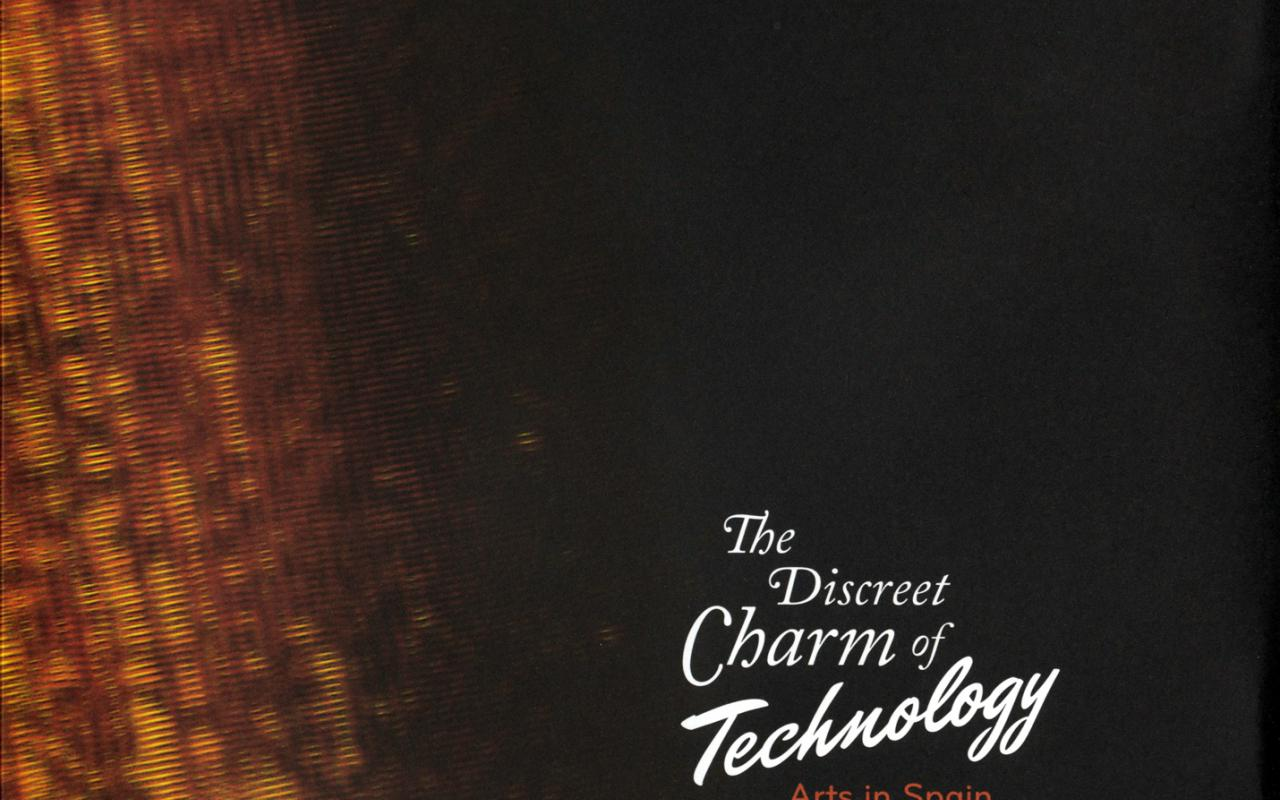 Cover der Publikation »El discreto encanto de la tecnología / The Discreet Charm of Technology«