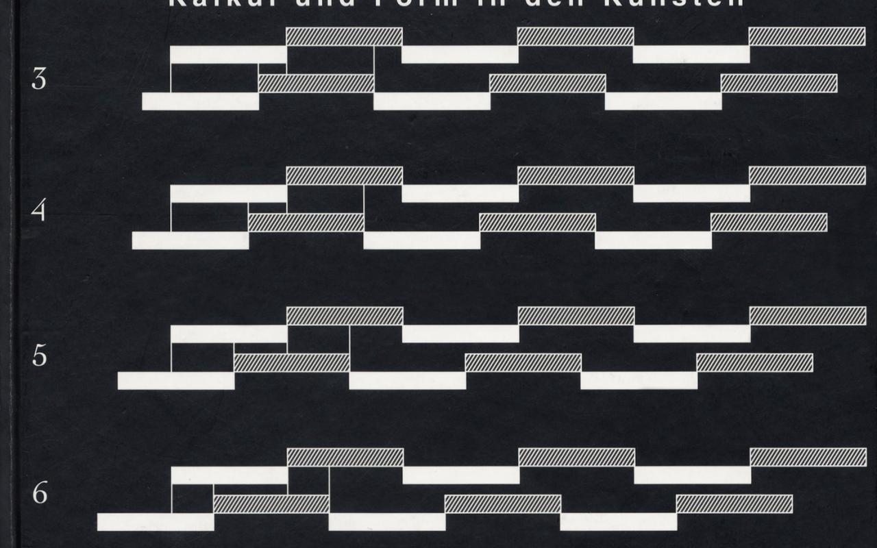 Cover der Publikation » Notation«