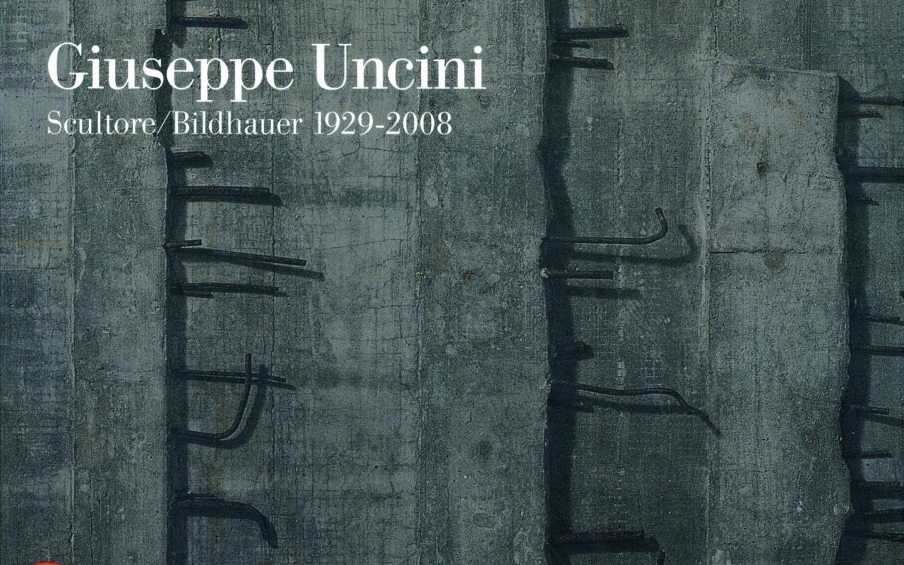 Cover der Publikation »Giuseppe Uncini«