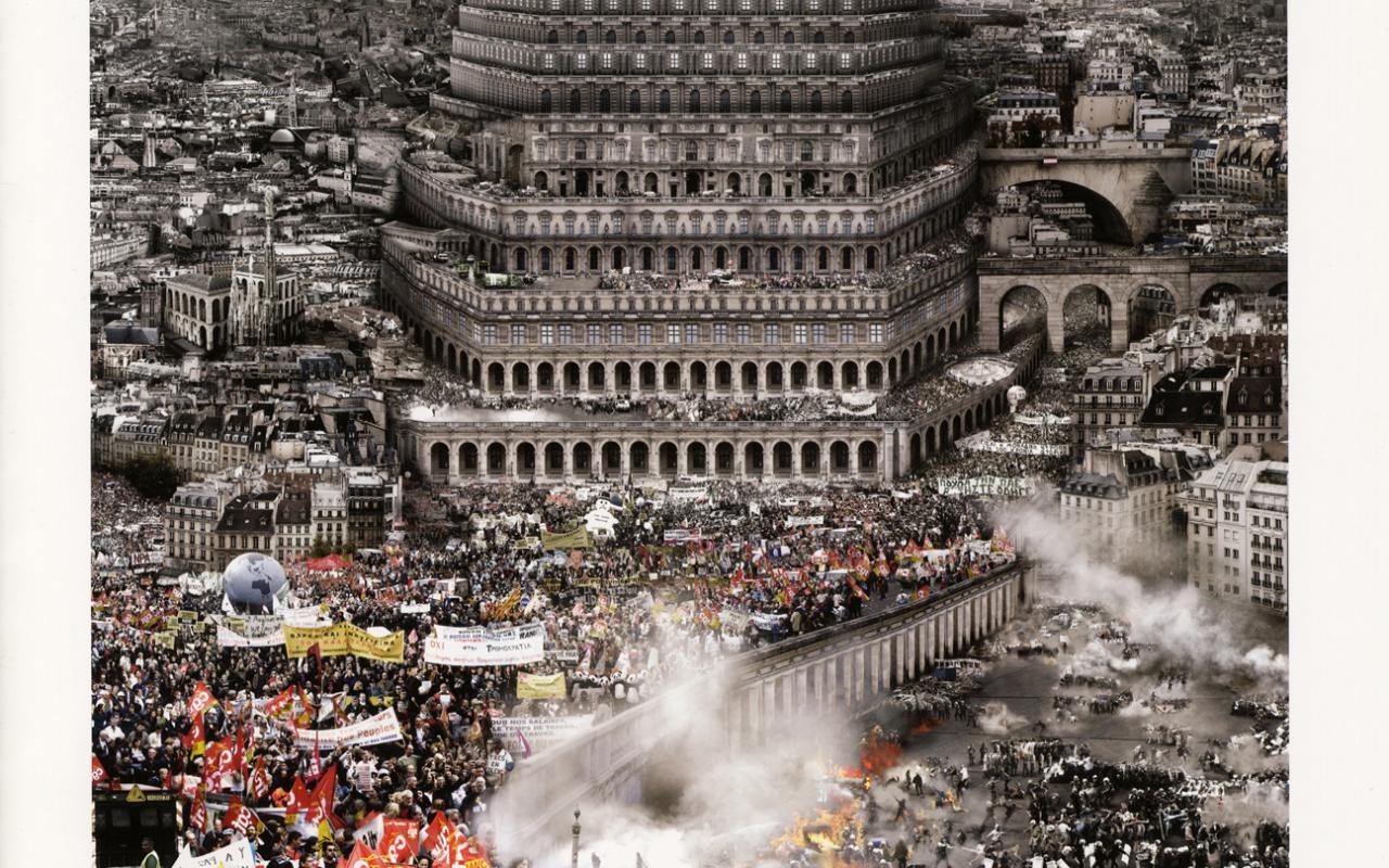 Cover der Publikation »Du Zhenjun: Babel World«