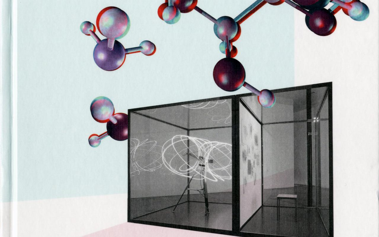 Cover of the publication »Molecular Aesthetics«