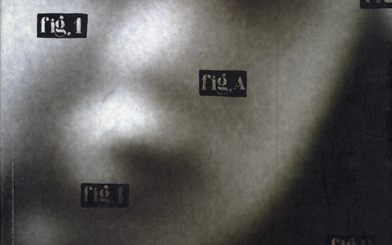 Cover of the publication »Seeing Time. Selection from the Pamela and Richard Kramlich Collection of Media Art«