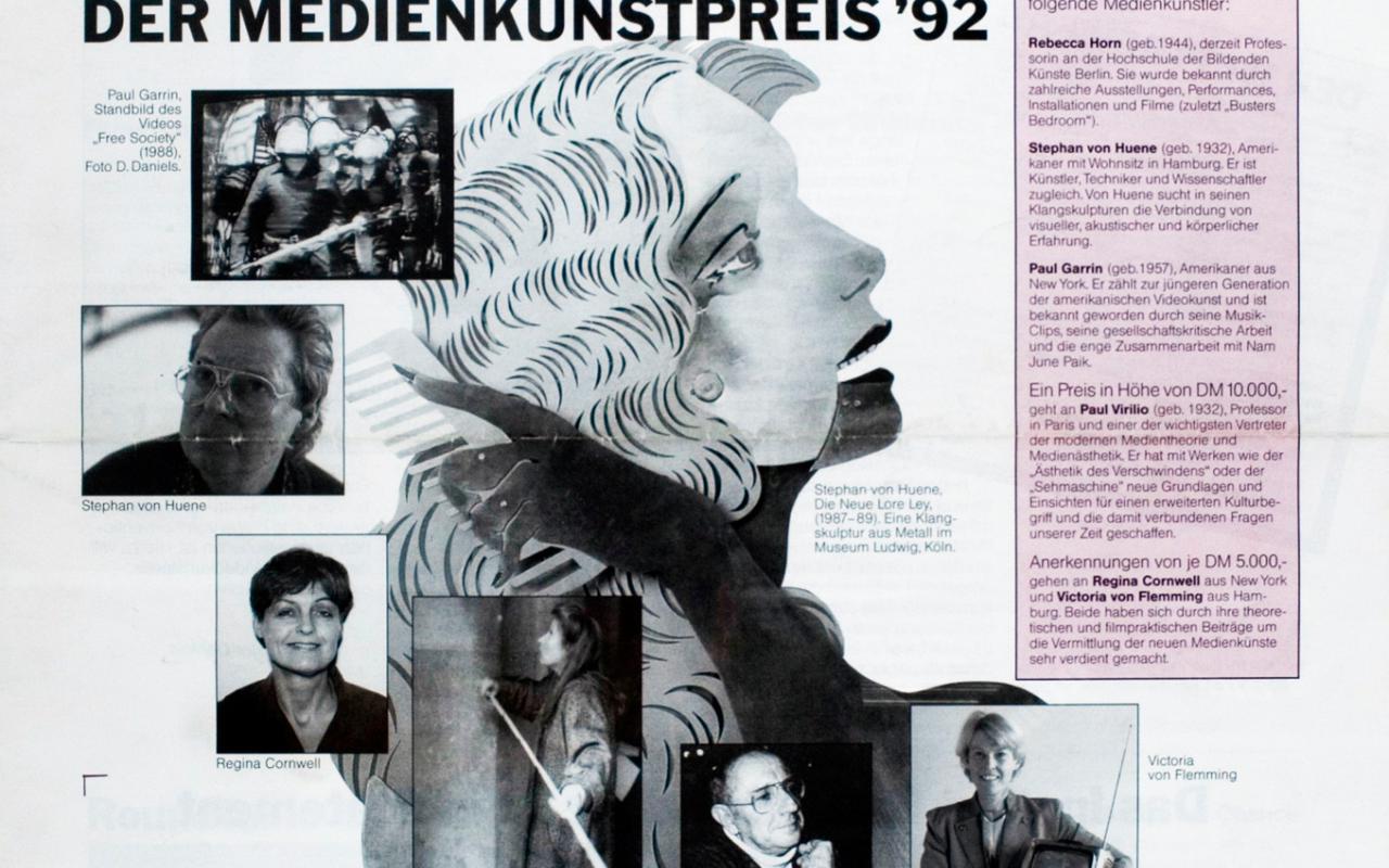 Cover der Publikation »Mediagramm Nr. 6«