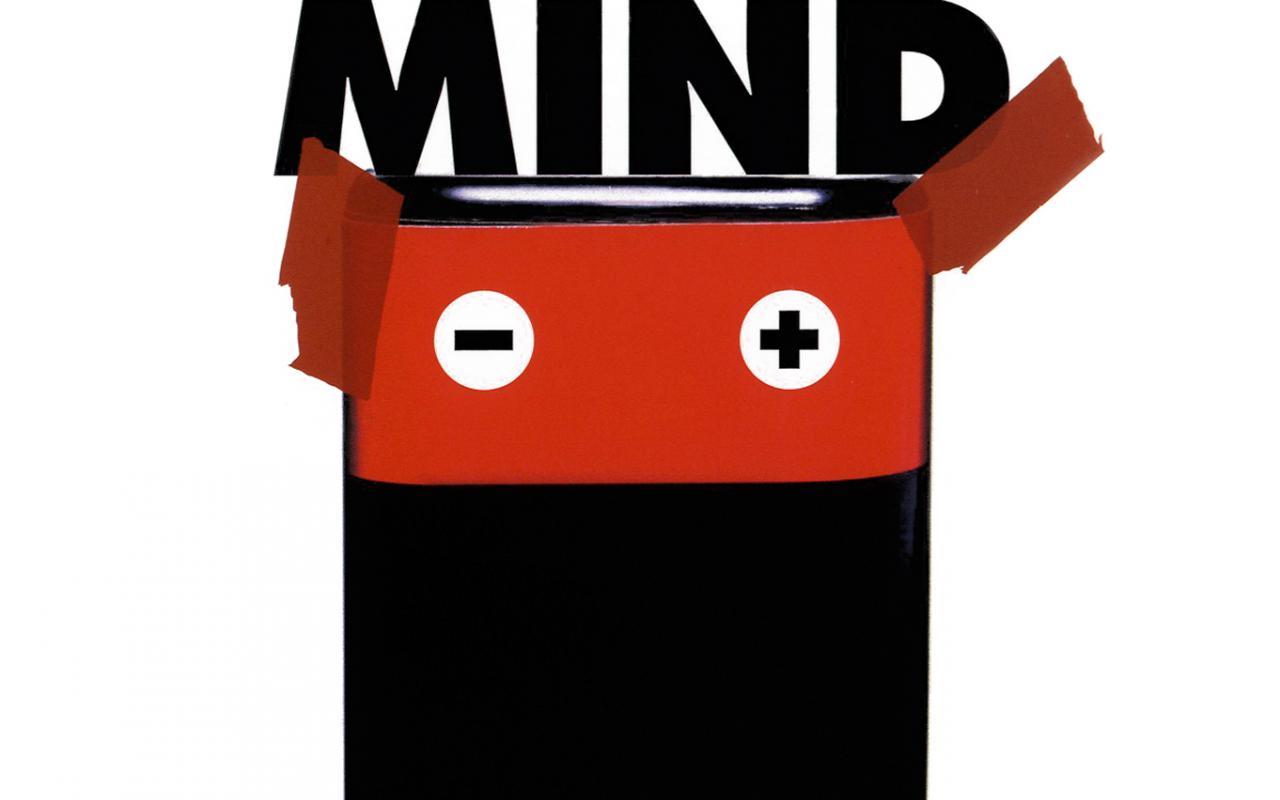 Cover der Publikation »GJ Lischka: Present Mind«