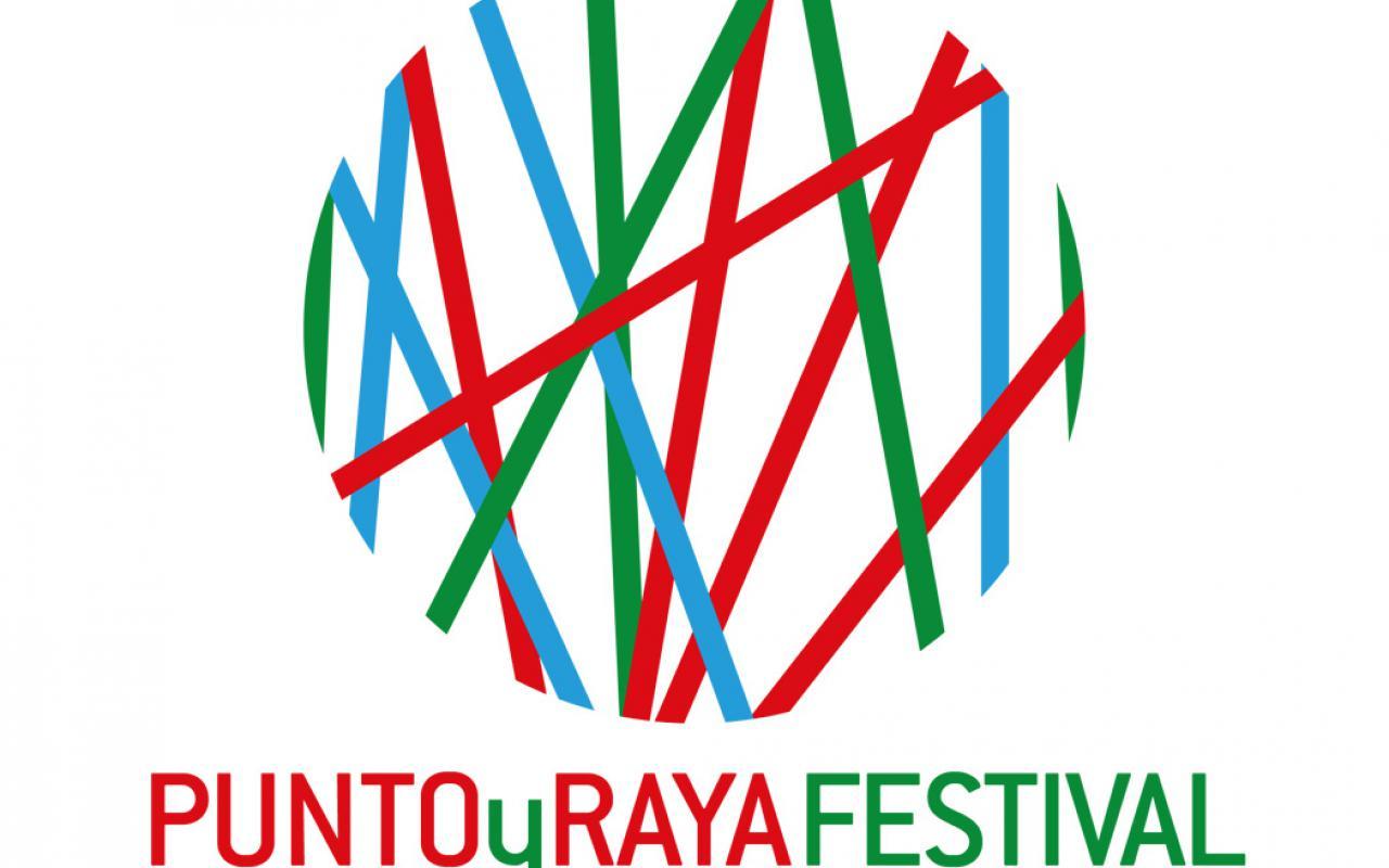 Logo des Punto y Raya Festivals 2014