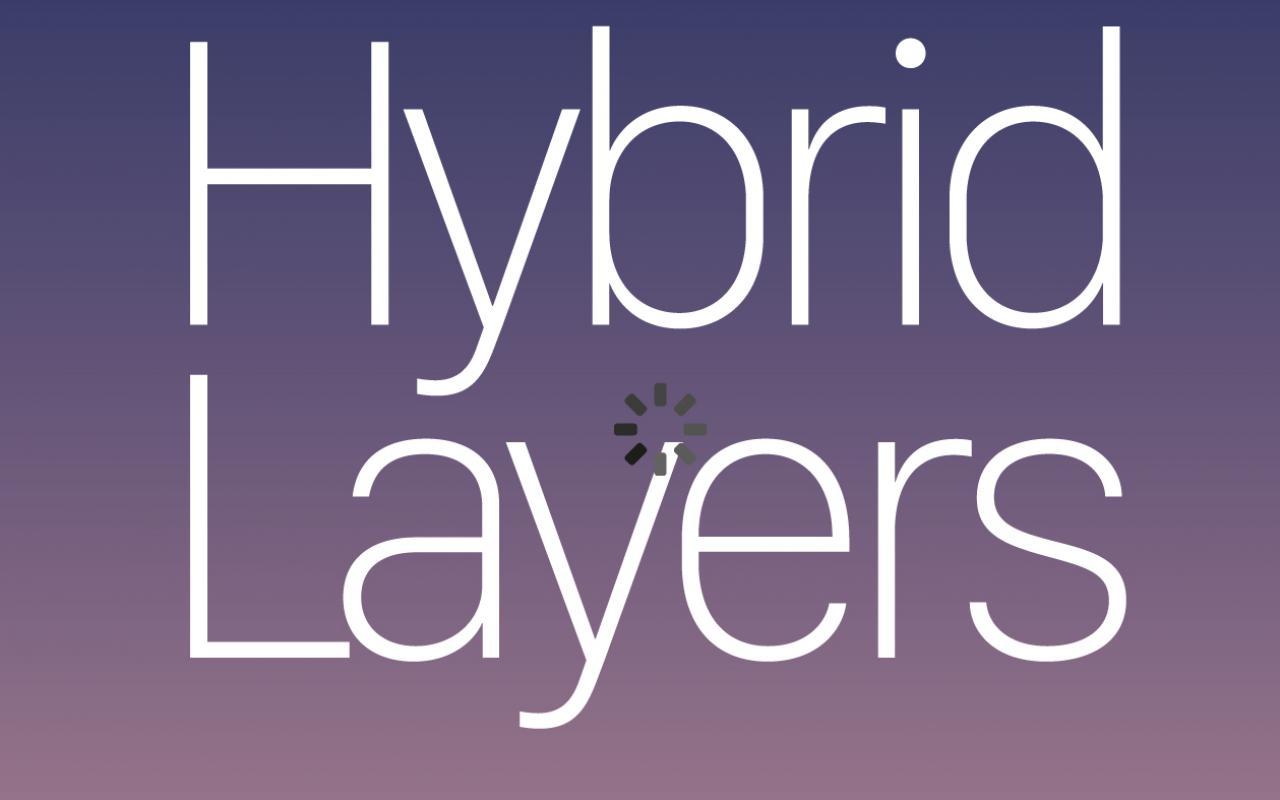 Titelseite in Form eines Handydisplays, lila Farbverlauf, weiße Schrift.
