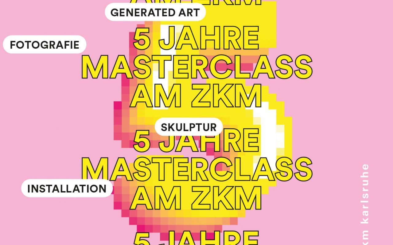 Publikationscover mit rosa Hintergrund und gelber Schrift
