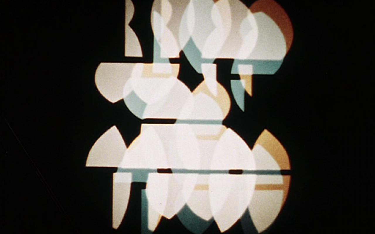Kurt Schwerdtfeger, »Reflective Colour Light Plays«,1922/1967